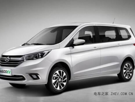 长安欧尚A600 EV 6 2019款正式上市
