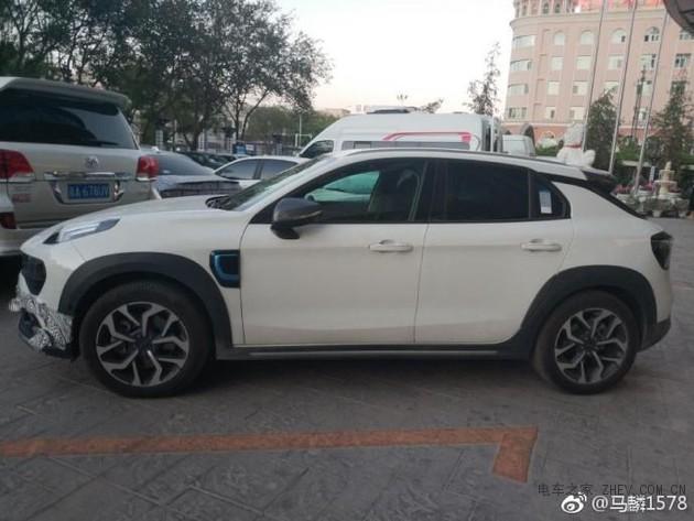 领克2019上海车展阵容