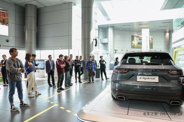 Cayenne E-Hybrid:为性能而生