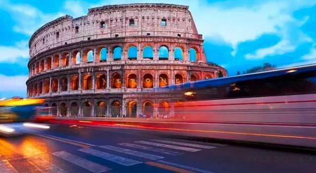 海外试驾丨穿行罗马,于永恒之城中遇见科技现代