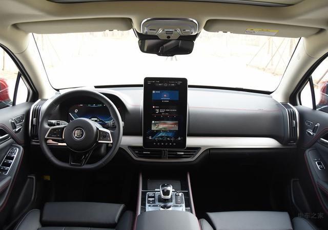 又大又长还好操控 这几款自主品牌纯电SUV告别里程焦虑