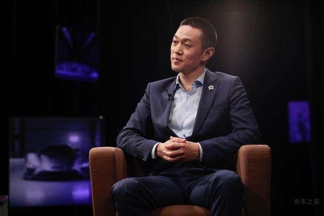 """蔚来汽车CEO称股价下跌""""没什么大不了的"""""""