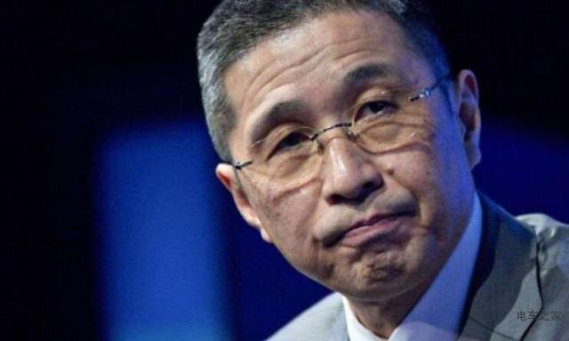日产CEO西川广人 涉嫌财务违规