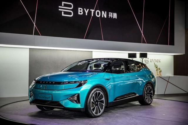 造车新势力 电动汽车