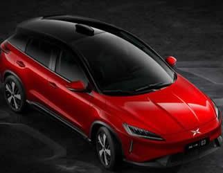 小鹏汽车G3 2020款 电动轿跑P7即将亮相成都车展