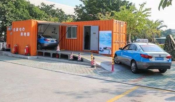 新能源汽车车电分离模式海南试点