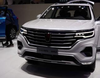 2019广州车展:荣威RX5 eMAX正式上市