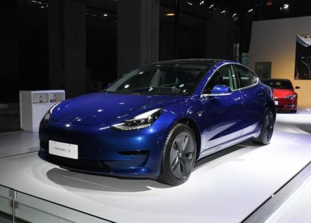 国产特斯拉MODEL3有新能源汽车补