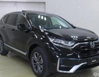 混动版本田CR-V曝光,最快年内上市