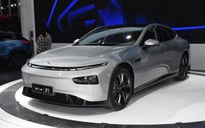 小鹏P7预计今年4月北京车展正式上市/5-6月交付