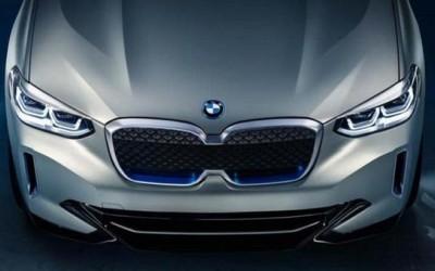 宝马iX3电动SUV将于7月13日首发