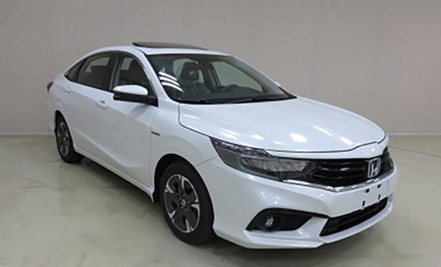 东风本田享域锐·混动车型9月20日正式上市