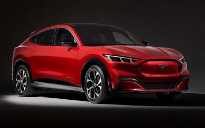 福特Mustang Mach-E将于北京车展发布