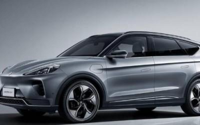 ARCFOX αT将于北京车展正式上市