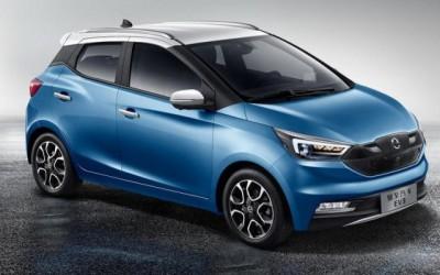 新款易至EV3上市 补贴后售价6.98万起