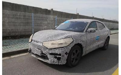 福特Mustang Mach-E路试谍照曝光,或在2021上海车展上市?