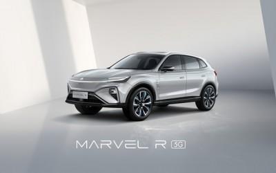 上汽R汽车MARVEL R 搭载5G智能网联 今年第一季度上市