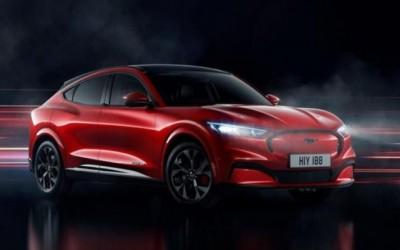Mustang Mach-E将于上海车展正式首发