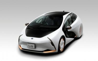 全新丰田普锐斯能会拥有L4级自动驾驶能力