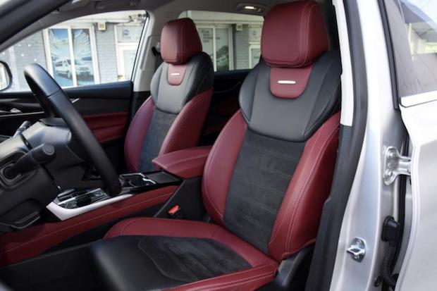 月销量4,5辆,新款上汽大通MAXUS EUNIQ 6上市 能否转机