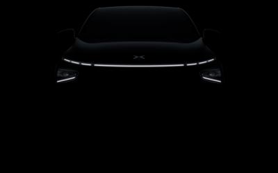 小鹏G3中期改款车型曝光,换装X ROBOT FACE 家族化前脸