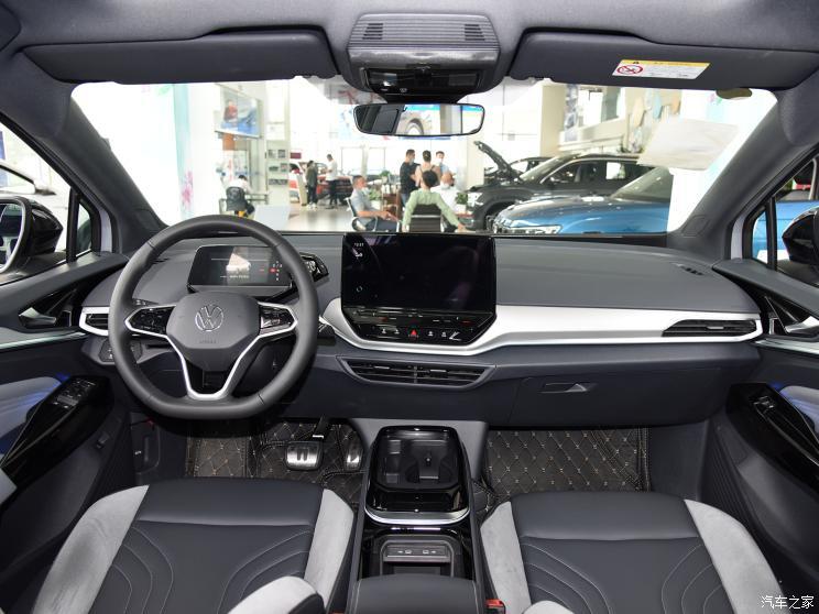 一汽-大众 ID.4 CROZZ 2021款 高性能PRIME四驱版