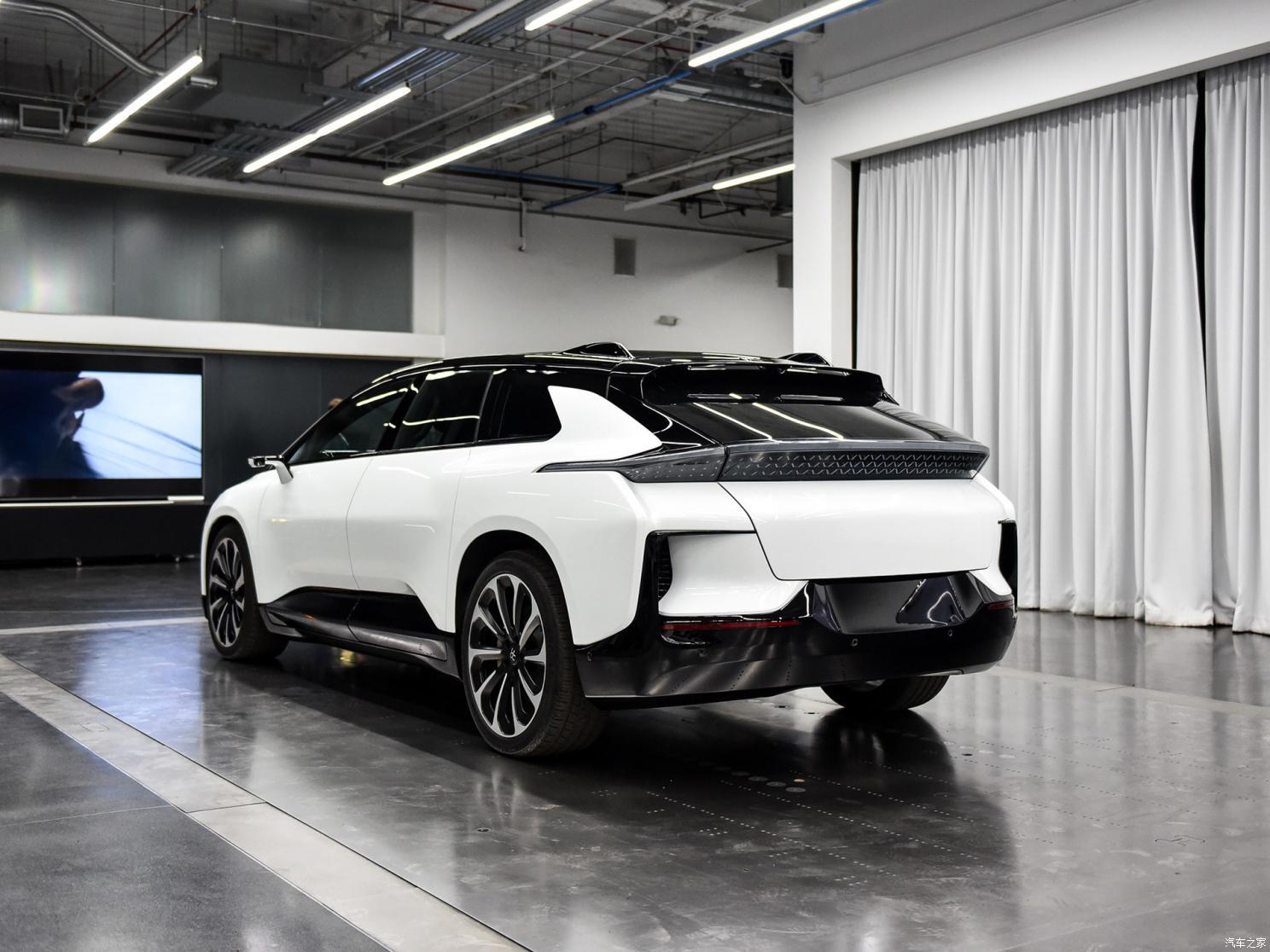 Faraday Future FF 91 2020款 基本型