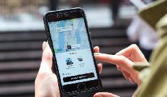 Uber终于在日本推出手机打的服务 【图】