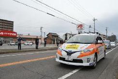 日本首次路测使用5G网络的自动驾驶汽车 【图】