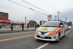 日本首次使用5G网络对自动驾驶汽车进行路测 【图】