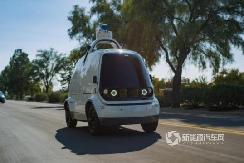 软银9.4亿美元入股Nuro 加码无人驾驶领域