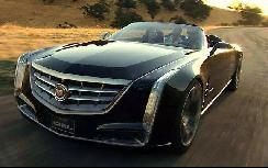 凯迪拉克发布新能源车产品计划;首款纯电动车型为suv 【图】