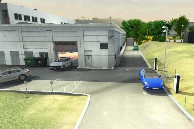 保时捷逐步测试场地自动驾驶,预计2019年中完成 【图】