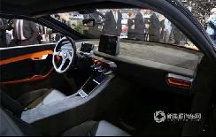 爱驰U5及首款燃料电池超跑亮相内瓦车展