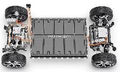 大众在德国建立电池回收厂 旨在实现废旧电池材料的再利用 【图】