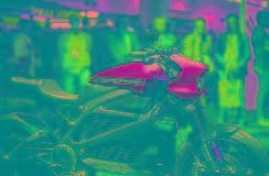 续航230公里,哈雷发布LiveWire电动摩托车 【图】
