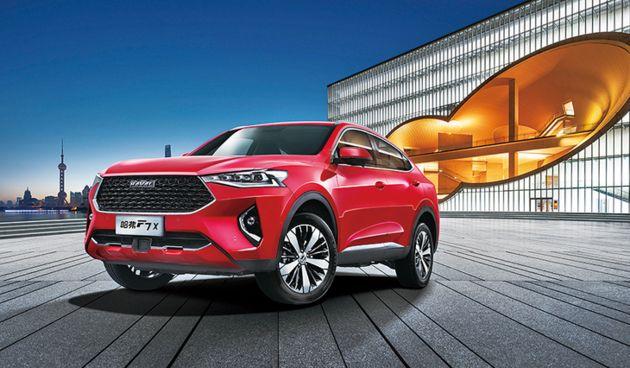 """揭开哈弗F7x的""""X档案"""",中国品牌轿跑SUV如何打破豪华品牌的一统江山? 【图】"""