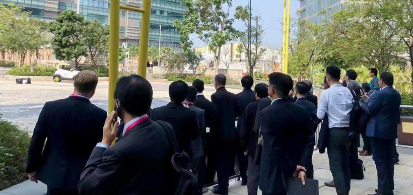 驭势科技携伙伴获得香港自动驾驶路测牌照 【图】