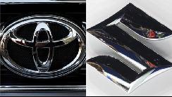 丰田铃木联盟:合作开发电动车和紧凑型车 【图】