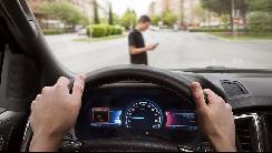 福特推出AEB智能感应制动保护系统 【图】