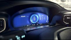 """福特新款Explorer仪表盘采用""""正念模式"""" 【图】"""