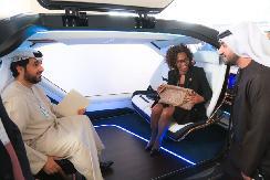 艾康尼克又一款吸睛作 无人驾驶概念车MUSE什么背景 【图】