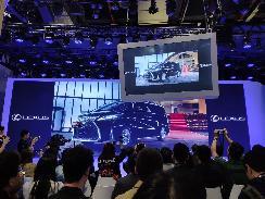 雷克萨斯:LM 300h全球首发 2.5L混动/四座设计丨上海车展 【图】