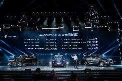 20.28万元起,六座大型SUV北京现代第四代胜达耀目上市