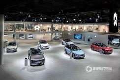 蔚来ET预览版、超级充电桩亮相2019上海车展