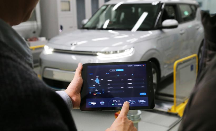 现代汽车推出电动汽车性能调整技术 【图】