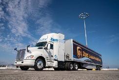 丰田推出全新燃料电池重型卡车 【图】