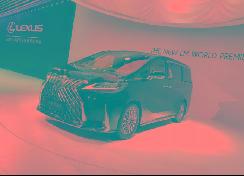 雷克萨斯将在中国推纯电动/插电混动等车型 【图】