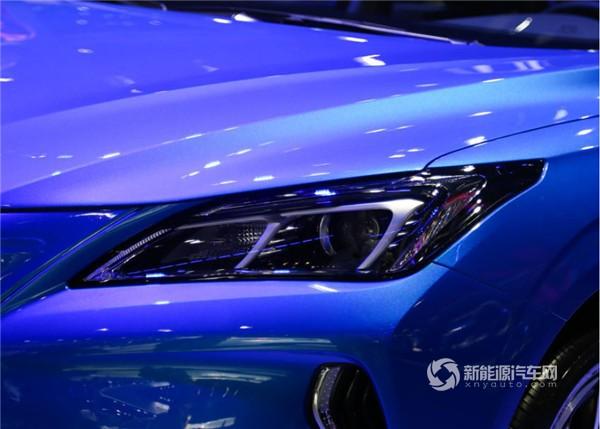 最美国产两厢纯电轿跑车 长安逸动ET将于5月11日上市