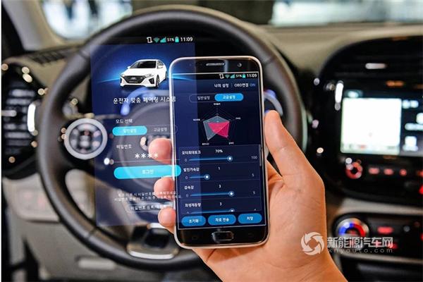 手机上调整爱车性能参数? 现代汽车开发电动车性能控制技术
